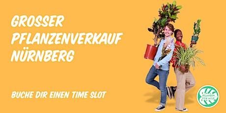 Großer Pflanzenverkauf - Nürnberg Tickets