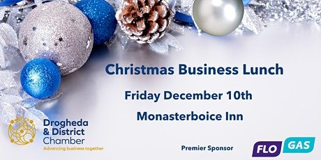 Christmas Business Lunch tickets