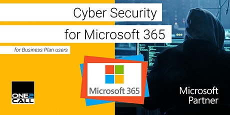 Cyber Security for Microsoft 365 Business Plan users. tickets
