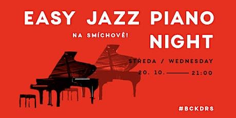 Easy  Jazz Piano @BCKDRS tickets
