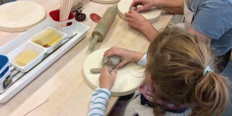 Für Kids: Keramik, Malen&Zeichnen, Comic, Programmieren, Film Tickets