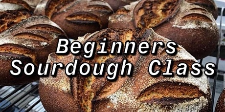 Two Day Beginner's Sourdough Class (November 27th & 28th) tickets