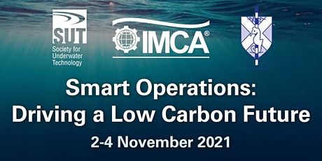 Smart Operations: Driving the Low Carbon Future tickets