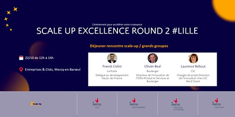 Scale-up Excellence Round #2 LILLE tickets