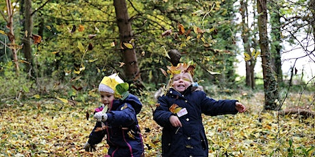 Nature Tots - Woolley Firs, Maidenhead, Monday 22nd November tickets