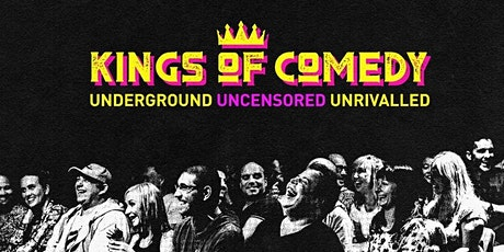 Kings of Comedy's Live Showcase @ The Colonial Hotel (Brown Alley) tickets