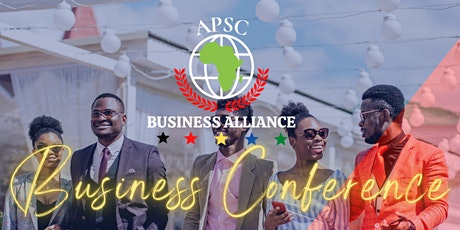 APSC BUSINESS ALLIANCE - BUSINESS CONFERENCE tickets