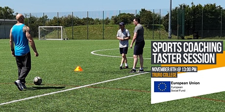 Sports Coaching Taster Session tickets
