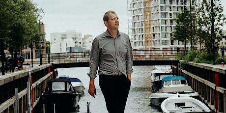 Samtale med Simon Kjær Hansen om det bæredygtige liv i byen tickets
