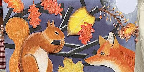 Children's 6+ Autumn Holiday Workshops | 10:30 - 1:00pm tickets