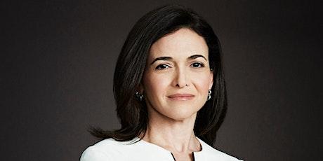 A Conversation with Facebook's Sheryl Sandberg tickets