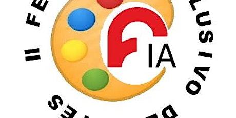 Taller de Acuarela - FIA 2021 entradas