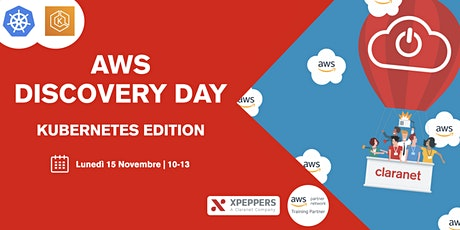 AWS Discovery Day - Kubernetes Edition tickets