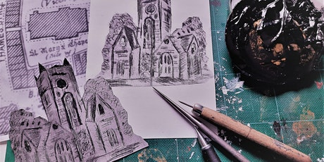 Printmaking workshop with KAOS artist Louise Anderson tickets