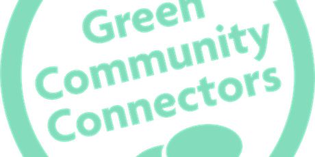 In person Green Community Connector training tickets