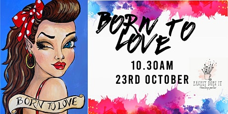Easely Does It -Born To Love- With Maria +14 day recording tickets