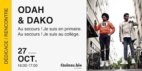 Quinze.bis by Gibert x Odah & Dako billets