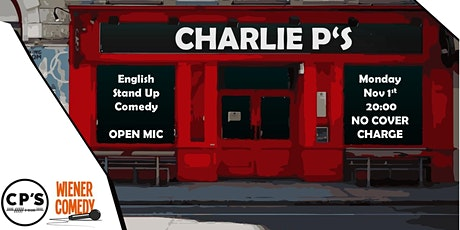 English Stand Up Comedy - Open Mic Night! tickets