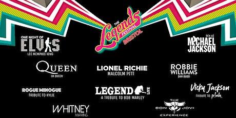The Legends Festival  - Blaise Castle, Bristol tickets