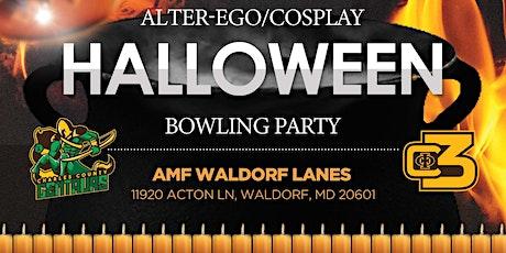 Delta Beta Omega Alumni  - Alter Ego Halloween/Cosplay Bowling Party tickets