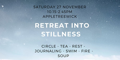 Retreat into Stillness tickets