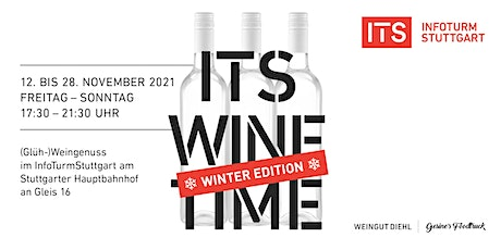 ITS WINTER WINE TIME Tickets