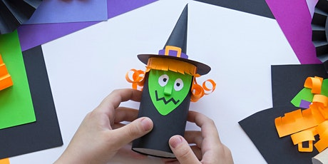 Spooky Witches Workshop tickets