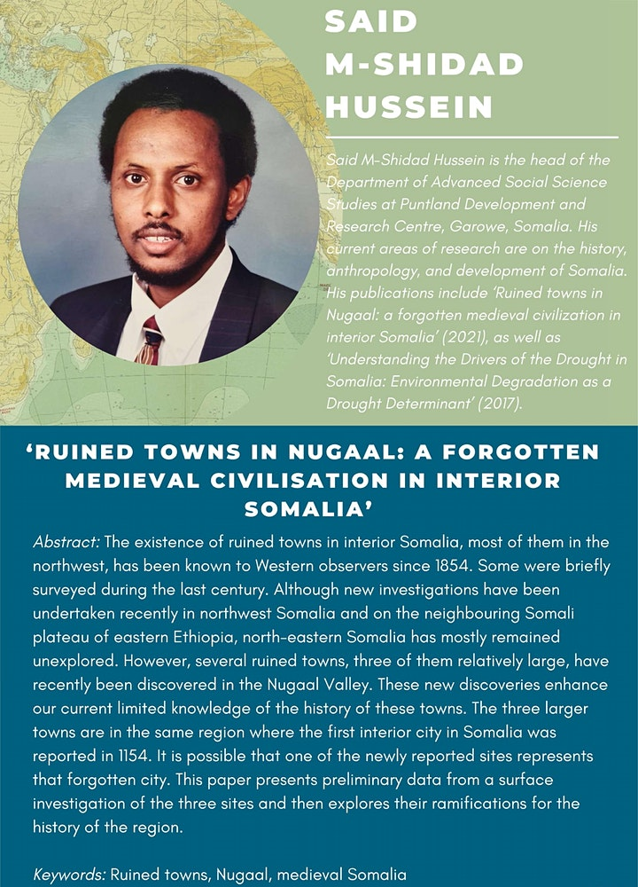 Ruined towns in Nugaal: a forgotten medieval civilisation in Somalia image