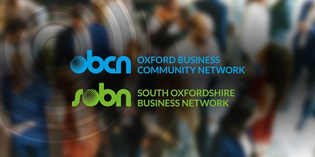 OBCN South Oxfordshire Breakfast Meeting 10th November 2021 tickets
