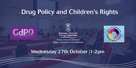 Drug Policy and Children's Rights tickets