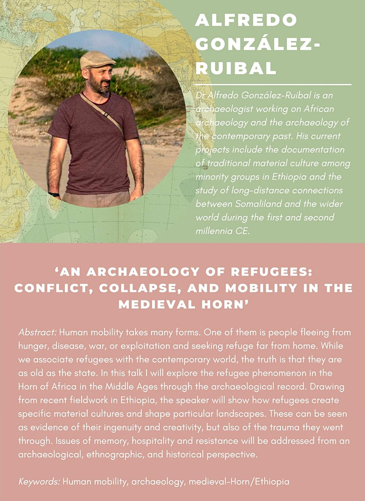 An archaeology of refugees: conflict, collapse & mobility in medieval Horn image