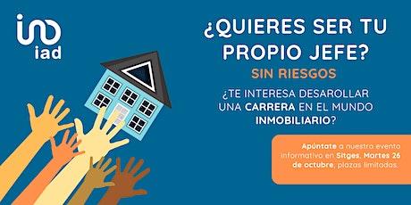 IAD España: evento informativo en Sitges - después vino y pica pica. entradas