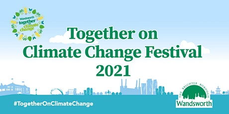 Online Talk, Climate Change - Time for us all to act tickets