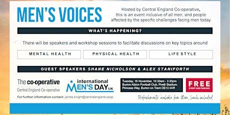 Men's Voices Event tickets