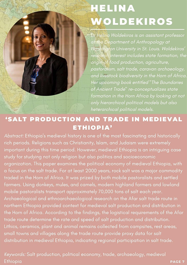 Salt production and trade in Medieval Ethiopia image