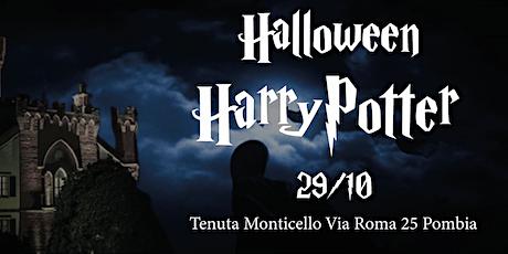 VENERDI' 29 - Halloween Harry Potter venerdì 29 biglietti