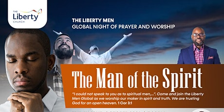 The Liberty Men Global Night of Prayer and Worship tickets