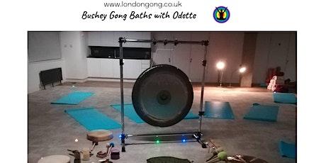 Gong bath meditation Bushey Heath near Stanmore tickets
