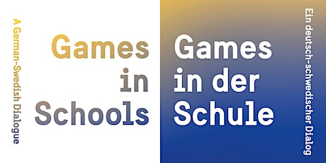German-Swedish Dialogue on Computer Games in Schools tickets