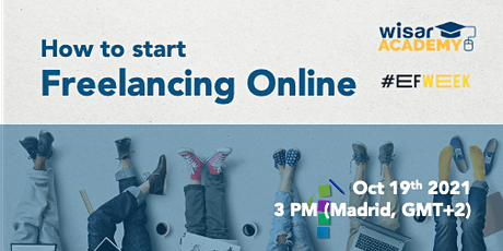 How to start freelancing online (European Freelancers Week event) tickets