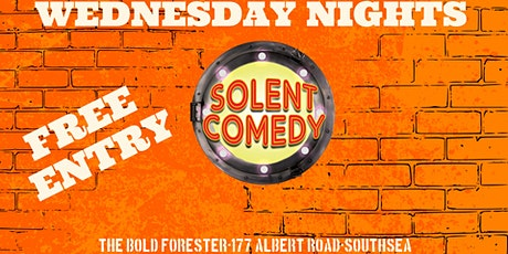 Comedy at The Bold Forester tickets