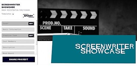 SMASH Screenwriters Showcase tickets