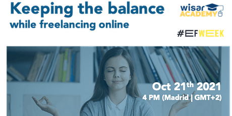 Keeping the balance while freelancing online tickets