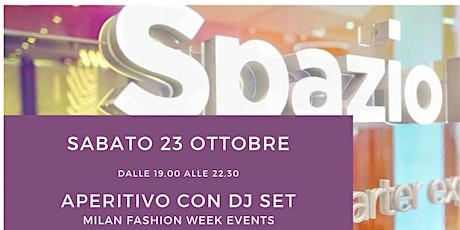 Spazio Lenovo:  Fashion & Glamour Aperitif with DJ Set biglietti