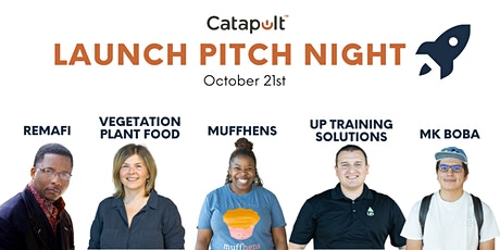 Launch Pitch Night tickets