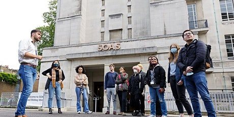SOAS  Campus Tours tickets