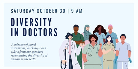Diversity in Doctors Conference tickets