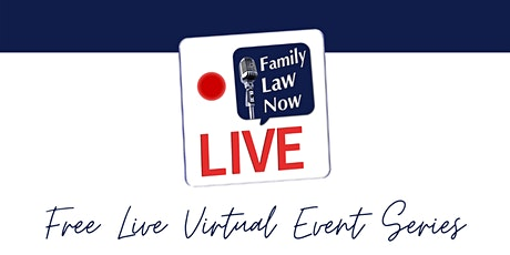 Live Virtual Event: Your Home, Divorce & Mortgage Financing tickets