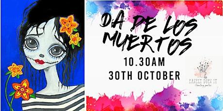 Easely Does It - Día de los Muertos- with Maria + 14 day recording tickets