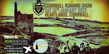 Cornwall Running Show tickets